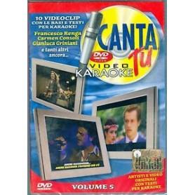 CANTA TU - DVD VIDEO KARAOKE VOL.5