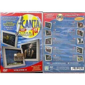 CANTA TU - DVD VIDEO KARAOKE VOL.8