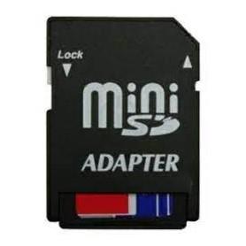 MEMORY TRANS FLASH DA 512MB CON MINI SD ADAPTER