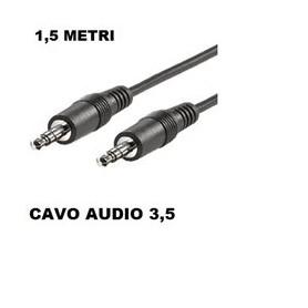 ADATTATORE AUDIO M6.3/F 3.5