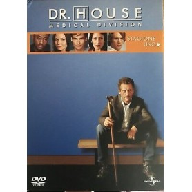 COFANETTO DR.HOUSE STAG.1 (6DVD)