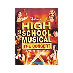 HIGH SCHOOL MUSICAL THE CONCERT