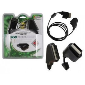 CAVO SCART ADVANCE ORIGINALE PER XBOX 360