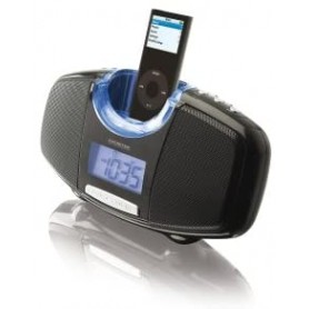 DONKING STATION IPOD CON RADIO ALARM CLOCK