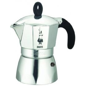 CAFFETTIERA 2 TAZZE MOKA DAMA