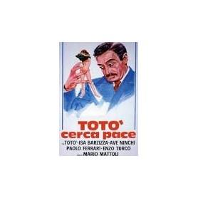 TOTÒ - CERCA PACE