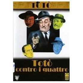 TOTÒ - CONTRO I QUATTRO