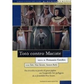 TOTÒ - CONTRO MACISTE