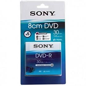 DVD MINI REGISTRABILE DVD-R 1.4GB 30MINUTI 8CM