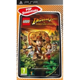 LEGO INDIANA JONES LE AVVENTURE ORIGINALI