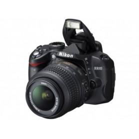 FOTOCAMERA REFLEX 10.2MP OBIETTIVO 18-55MM SDCARD
