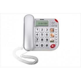 TELEFONO GRANDI TASTI CON TELECOMANDO SOS
