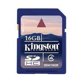MEMORY SD CARD DA 16GB CLASSE 4