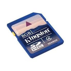 MEMORY SD CARD DA 8GB HC CLASSE 4