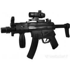 MITRA MP5 CON WII REMOTE E NUNCHUCK