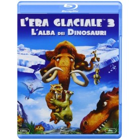 LERA GLACIALE 3 3D BLU-RAY LALBA DEI DINOSAURI