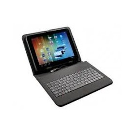 CUSTODIA TABLET 8 CON TASTIERA MINI USB