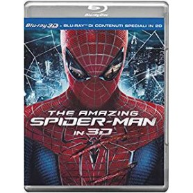 THE AMAZING SPIDERMAN IN 3D