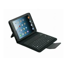 CUSTODIA PER IPAD MINI + TASTIERA BLUETOOTH