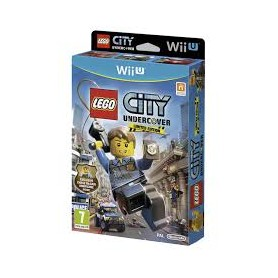 LEGO CITY UNDERCOVER LIMITED EDITION