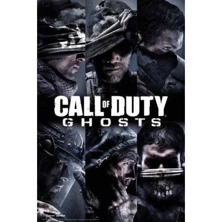 CALL OF DUTY GHOSTS PER PS4 ITA