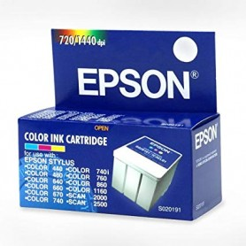 CARTUCCIA STAMPANTE EPSON STYLUS COLOR 440/640
