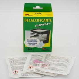 DECALCIFICANTE PER MACCHINA DA CAFFÈ ECOLOGICO