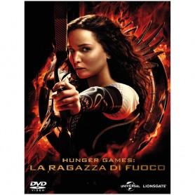 FILM DVD HUNGER GAMES: LA RAGAZZA DI FUOCO