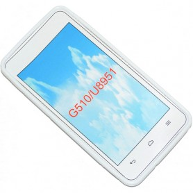 CUSTODIA IN SILICONE PER HUAWEI ASCEND G510