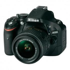 FOTOCAMERA REFLEX 24MP OBIETTIVO 18-55VR II SD 8GB