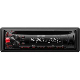 AUTORADIO CD MP3 USB COMP. CON ADROID
