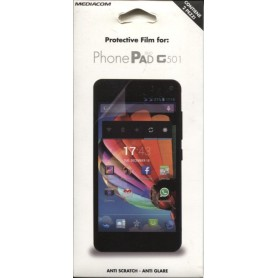 PELLICOLA PROTETTIVA PER MEDIACOM PHONE PAD G501