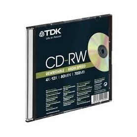 CD ROM  MASTERIZZABILI 4X-12X 80MINUTI 700MB
