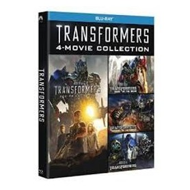TRANSFORMERS 4MOVIE COLLECTION BLU-RAY