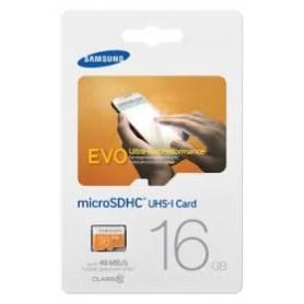 MEMORY MICRO SD DA 16GB CLASSE 10 UP TO 48MB/S