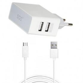 PRESA ENERGIA TRAVEL CON DOPPIA USB DA 2A