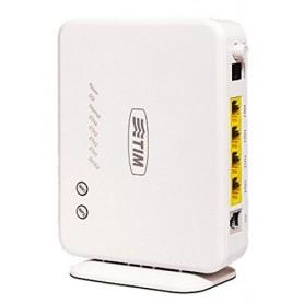 MODEM ADSL WIFI 4 PORTE ETHERNET + 1 USB