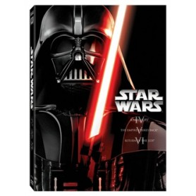 STAR WARS ORIGINAL TRILOGY COFANETTO