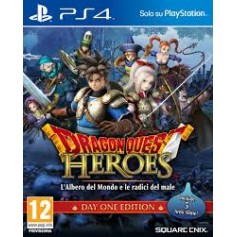 DRAGON QUEST HEROES L ALBERO DEL MONDO