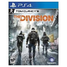 TOM CLANCYS - THE DIVISION PER PS4