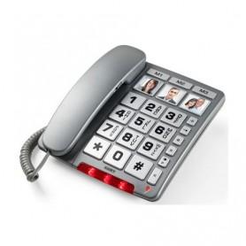 TELEFONO MULTIFUNZIONE A TASTI GRANDI CON FOTO