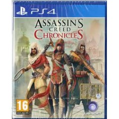 ASSASSINS CREED CHRONICLES PER PS4