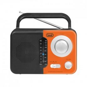 RADIO PORTATILE AM/FM AUX ARANCIONE