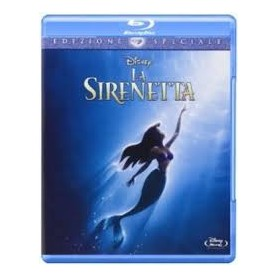 LA SIRENETTA DIAMOND EDITION BLU-RAY