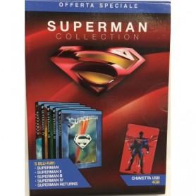 SUPERMAN COLLECTION BLURAY+PENDRIVE COFANETTO