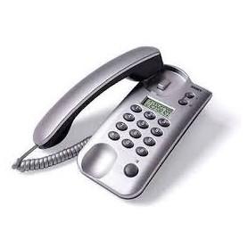 TELEFONO DISPLAY LCD 10 CIFRE TASTO RP TASTO R