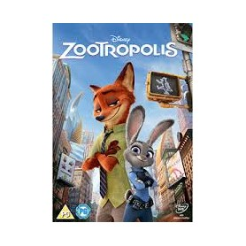 ZOOTROPOLIS BLURAY