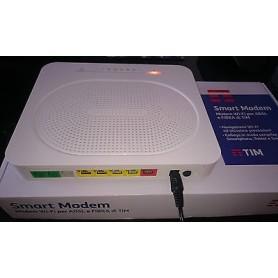 MODEM SMART WIFI PER ADSL E FIBRA TIM