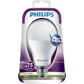 LAMPADINA LED A GOCCIA E27 13W CLASSE A+