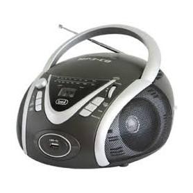 STEREO PORTATILE CD MP3 USB 2 ALTOPARLANTI